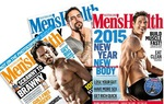 Men's Health Magazine 12 Month Subscription - $39 ($3.25/Issue) Via Groupon