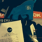 Cycling Jersey $15, Cycling Gloves $2 at Big W