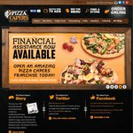 Pizza Capers Coupon: Free Garlic Bread with Purchase of Large Pizza