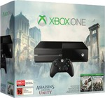 Xbox One + Halo MCC + Forza Horizons 2 + Assassins Creed Unity and Black Flag + Free Post = $499