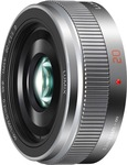 Panasonic Lumix G 20mm MKII Lens (SILVER) or M43 - $299 + $17.5 Delivery @ CameraPro