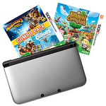3Ds XL Bundle w/ Animal Crossing + Combo Pack $179, New Reg Console (non XL) $209 @ Target