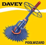 Davey PoolWizard Automatic Pool Cleaner $149 Delivered - PoolAndSpaWarehouse.com.au