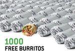 1000 Free Burritos @ Zambrero Hobart (TAS) 22/12