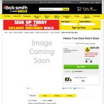 Pebble Time Steel for $205 Delivered @ Dick Smith