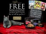 Purchase 20 Dine Desire Products (Cat Food) for a Free 3 Month Magazine Subscription