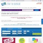 STA Travel $50 off Voucher Promo Code (International Student-Fare Flights)