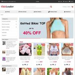 40% off Any Online Order - Chicleader.com