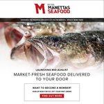 [Sydney] 10% OFF FIRST ORDER @ Peter Manettas Seafood ONLINE FISHMARKET upon Sign up