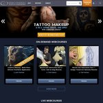 Stan Winston School - 50% off Subscriptions