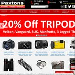 Paxtons Camera Video Digital [SYDNEY] up to 20% off Sale