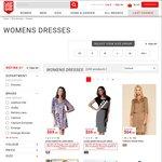 Further 50% off DRESSES @ Last Stop Shop (Min Spend $50 on Dresses)