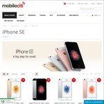 iPhone SE 16GB $498 / 64GB $599, LG G5 $499, Xperia Z5 $499, Galaxy S7 $718 / S7 Edge 128GB Black Pearl $899 + More @ Mobileciti