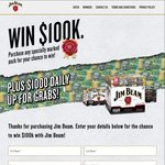 Win 1 of 60 $1,000 Daily Cash Prizes +/- $100,000 from Beam Suntory Australia [Purchase Jim Beam]