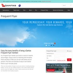 Earn 200 Frequent Flyer Points by Filling out 2 Minute Qantas Credit Card Survey (via Email)