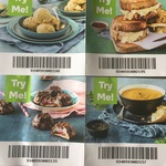 FREE Woolworths Vouchers (See Description) + Popcorn Original Flavour 20g (Central Station CountryLink Terminals) [Nationwide]
