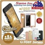 360° Full Body Hybrid Hard Case + Tempered Glass For iPhone 6S 7 8 Plus $2.99 Delivered from Sydney @ mobilemall_com_au on eBay