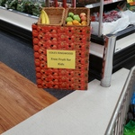 Free Fruit for Kids at Coles - Spotted at Ringwood (VIC)