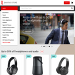 15% off Points on Selected Products at The Qantas Store