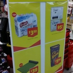 Frantelle 12x 600ml Spring Water $3.50 @ The Reject Shop