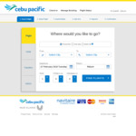 Melbourne to Manila $109 One Way / $167 Return - Cebu Pacific