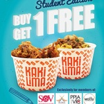 [VIC] Kaki Lima: Buy One Get One Free (5 - 9 March) [Members of SOV/PPIA/RUMA/MOMU]