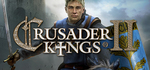 [PC] FREE - Crusader Kings II (89% Positive Reviews on Steam; Trading Cards) - Steam