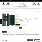 Dunhill Icon Racing 100ml EDP $71.24 [with Code] @ Feelingsexy ($6.95 Delivery or Free Delivery over $100)