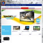 "65"" Ultra 4K TV $699, LED Bulbs from $2.99, Smart Bulbs $12.99, 5M LED Strip Light $39.99 + More @ ALDI"