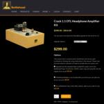 Bottlehead: Crack Headphone Amp US $199, AU $263 (Was US $299, AU $396) + Delivery