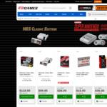 [Pre-Order] NES Classic Mini ($99.95) & SNES Classic Mini ($119.95) @ EB Games
