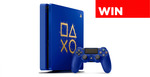 Win a Limited Edition Days of Play PlayStation 4 Console Worth $439 from PressStart