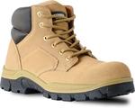 Bata Wheat Cobra Lace Up Safety Boot / Bata Black Leather Cobra Safety Boot sizes 7-12 - $29.89 @ Bunnings Warehouse