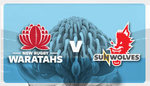 [NSW] Free Rugby Tickets: NSW Waratahs V Sunwolves (Saturday 7/7/18, Kick off 7.40pm, Allianz Stadium) [One-off $6.75 Fee]