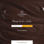 [VIC] Free Chocolixir for The First 400 Customers @ Godiva Emporium, Melbourne (Instagram/Facebook Followers Only)