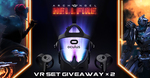 Win Two Oculus Rift VR Headsets Worth $1,400 from Archangel: Hellfire