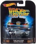 Mini DeLorean Time Machine / Batman Batmobile / Ghostbusters / Knight Rider - Hot Wheels Toy Cars $5 @ The Reject Shop