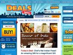 Pay $49 for a SIX COURSE banquet worth $180 from Flavour of India Restaurant Edgecliff (NSW)