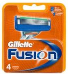 Gillette Fusion 4 Pack Blades - 40% off $14.90 @ Shaver Shop