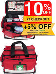 509 Piece First Aid Survival Kit $256.45 Delivered @ KG Electronic eBay