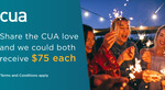 $75 Cashback When You Open a CUA Esaver Boost Account, Deposit $2000 and Login Online Twice