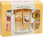 Burt's Bees: Tips & Toes Kit $3 (Save $21.75), Lip Shimmer $1.80 (Save $7.95), Sensitive Daily Moisturising Cream $5.85 @ Big W