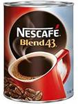 [Back-Order] Nescafe Blend 43 Can 1kg - $12.84 + Delivery (Free with Prime/ $49 Spend) @ Amazon AU
