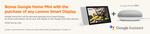 "Lenovo Smart Display 8"" $229, 10"" $329 Delivered ($70 off), Get Bonus Google Home Mini @ Lenovo"