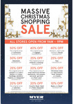 50% off Cookware, 40% off Bonds + More @ Myer