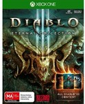 Diablo 3 Eternal Collection $28 [XB1/PS4] $57 [Switch] @ EB Games
