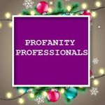 Win 1 of 9 Prizes Totalling $350 from Profanity Professionals