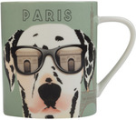 Christopher Vine The Mob International Cities Mug 370ML Gift Boxed $2 - $5 (Was $9.95) @ Myer