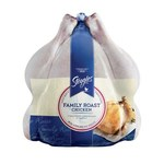 ½ Price Steggles Whole Chicken $2.90kg (Was $5.80) @ Coles