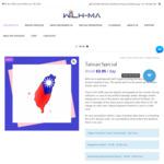 Taiwan Pocket Wi-Fi Rental $3.95/Day @ Wilh-ma
